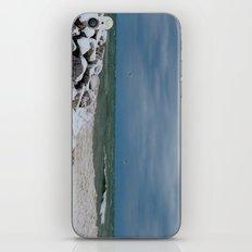 Cold front on Lake Michigan iPhone & iPod Skin