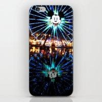 Mickey 2 iPhone & iPod Skin