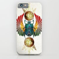 egyptian beetle iPhone 6 Slim Case