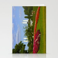 Battersea Power Station and Battersea Park Stationery Cards