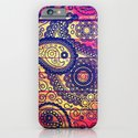 Vintage Texture - for iphone iPhone & iPod Case