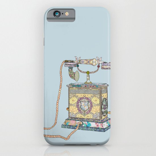 waiting for your call since 1896 iPhone & iPod Case