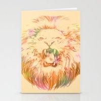 Revenge colour version Stationery Cards