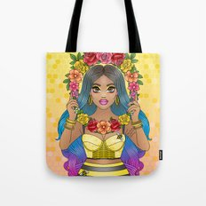 Buzz Buzz Tote Bag
