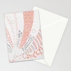 Orange world Stationery Cards