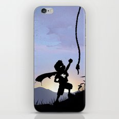 Super Kid iPhone & iPod Skin