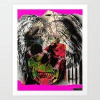 UNK  Art Print