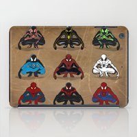 Spider-man - The Year of the Costumes iPad Case