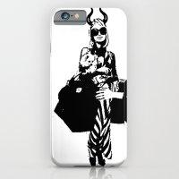Paris Memento Mori iPhone 6 Slim Case