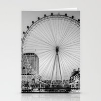 London Eye, London Stationery Cards