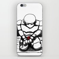 last Thing alive  iPhone & iPod Skin