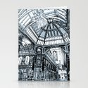 Leadenhall Market London Stationery Cards