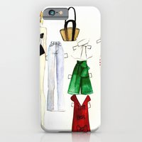 iPhone & iPod Case featuring Scissors by Vanessa Datorre