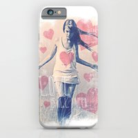 ALL I NEED IS LOVE iPhone 6 Slim Case