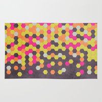 Honeycomb | Abyss Rug