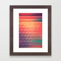 nww phyyzz Framed Art Print
