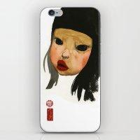 Asian Doll iPhone & iPod Skin