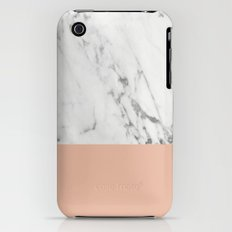 Marble and Coral iPhone (3g, 3gs) Slim Case