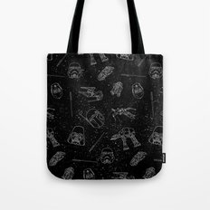 Star Doodles Tote Bag