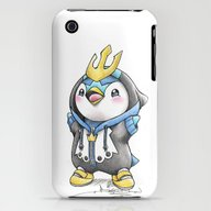 Bow Down To Thy Emperor!… iPhone (3g, 3gs) Slim Case