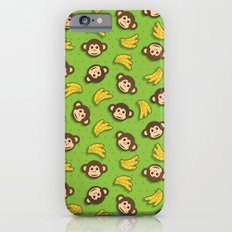 Monkey Bananas iPhone 6s Slim Case