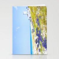 Purple Sprinkles Stationery Cards