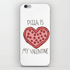 Valentine Pizza iPhone & iPod Skin