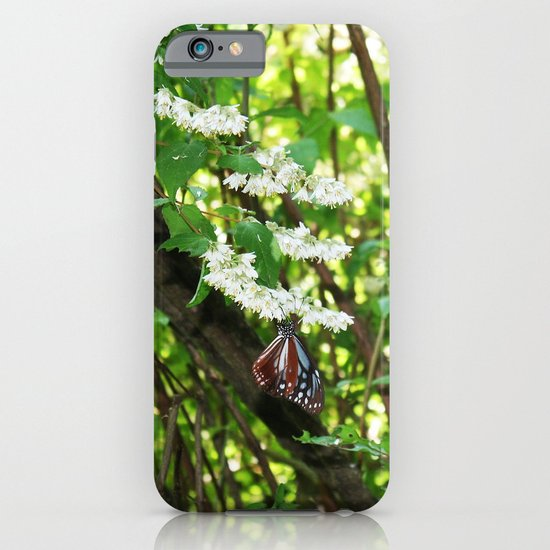 Japanese Butterfly iPhone & iPod Case
