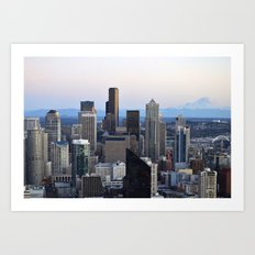 If It's The City Art Print