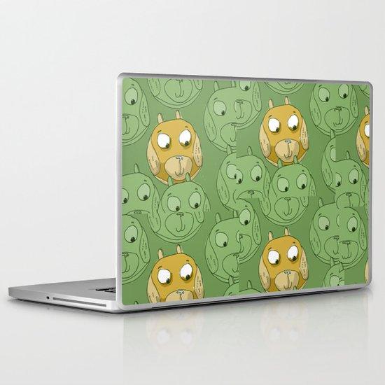 Dog Balls Laptop & iPad Skin
