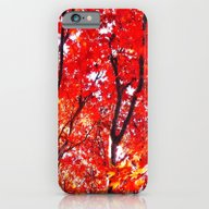 Crimson Forest iPhone 6 Slim Case
