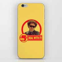 DEAL WITH IT! | Channel … iPhone & iPod Skin