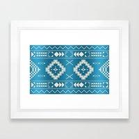 San Juan River Framed Art Print