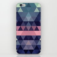 Triangle Space iPhone & iPod Skin