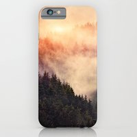 wave iPhone & iPod Cases featuring In My Other World by Tordis Kayma