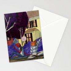 Dead End Frog Kids Stationery Cards