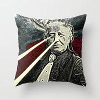 The Craftsman Throw Pillow