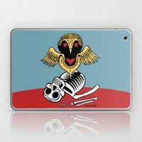 Búho De La Muerte Laptop & iPad Skin