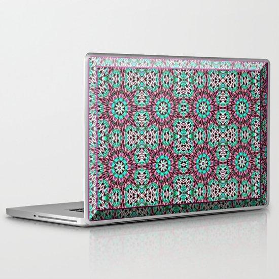 Windy Garden Laptop & iPad Skin