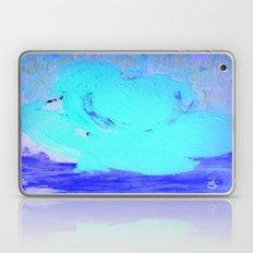 Neon Winter Rose, Abstra… Laptop & iPad Skin
