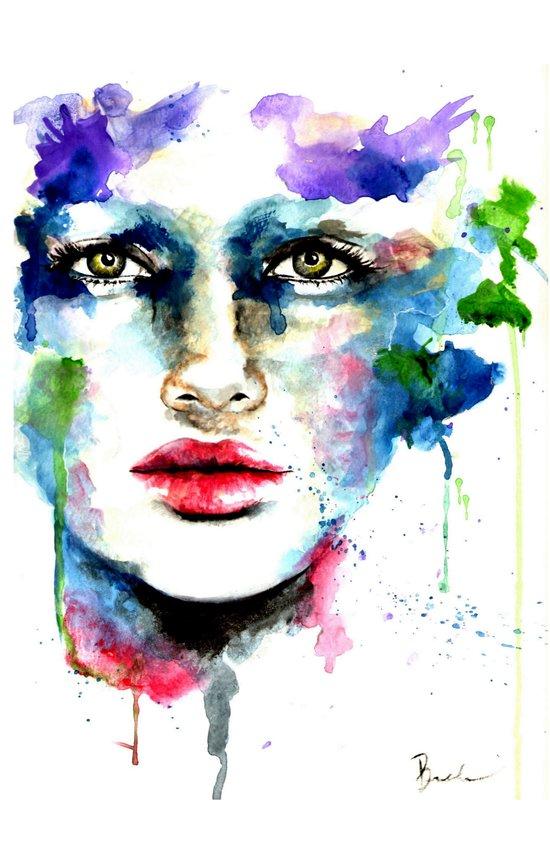 Mayleene  Art Print