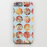 iPhone Cases featuring Cloud Inkblot by Olivia Joy StClaire