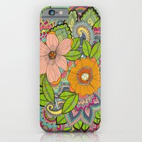 iPhone & iPod Case featuring Wall Flower by Tuky Waingan