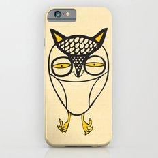 satisfied  owl Slim Case iPhone 6s