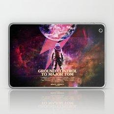 Space Oddity Laptop & iPad Skin