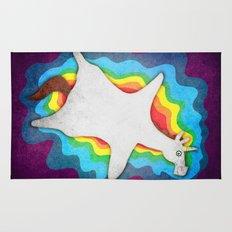 Unicorn Rug Rug
