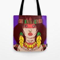 Dangerous Girls - Indian… Tote Bag