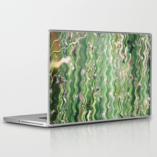 Can't See the Forest Laptop & iPad Skin