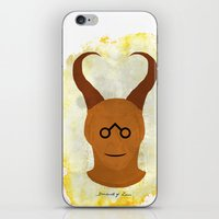 Aye Siwmae iPhone & iPod Skin