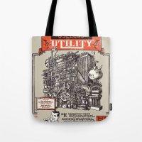 Extraordinarily Useless … Tote Bag
